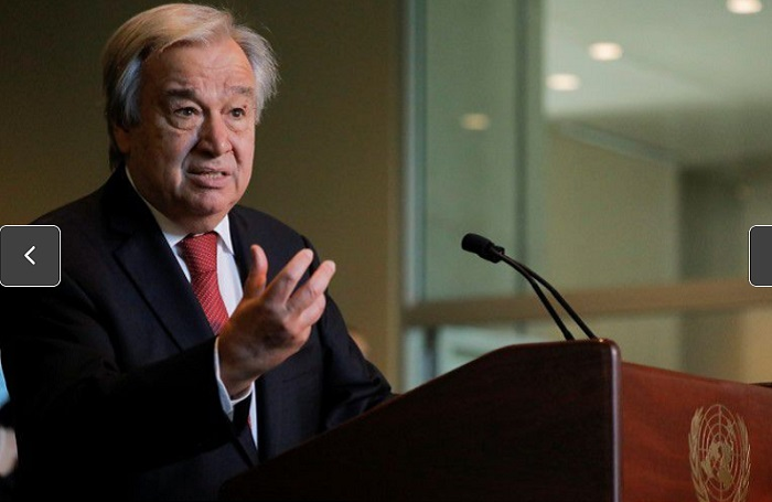 Guterres appointed UN chief for second term