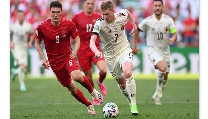 Belgium, Netherlands into Euro 2020 last 16
