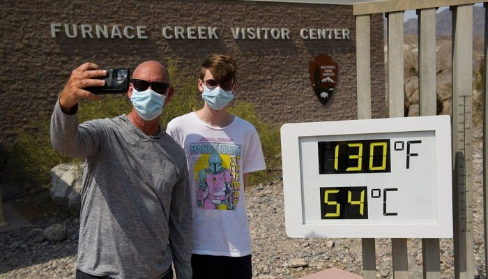 California declares emergency amid heatwave