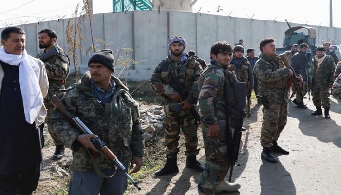 Afghan army troops kill 10 Taliban militants near Kabul