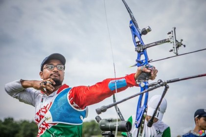 Archers to start campaign on Saturday