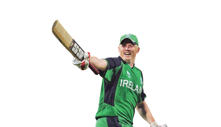 Ireland cricket great Kevin O'Brien retires from ODIs