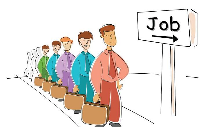 Job seekers suffer the brunt of corona