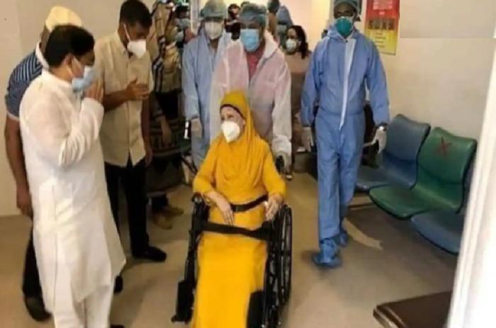 Khaleda Zia returns to Gulshan residence