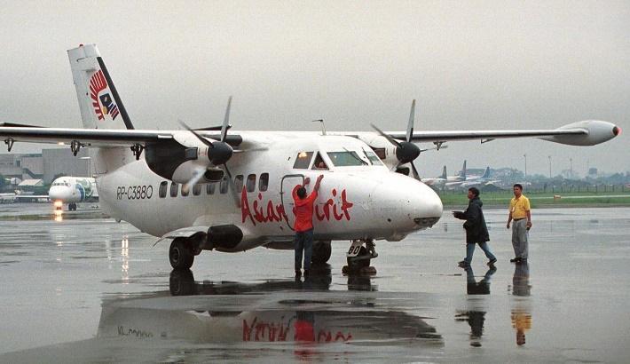 Plane crash kills 7 in Russia