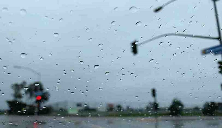 Light to moderate rain likely