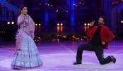 Madhuri, Jaaved Jaaferi reunite after a decade on 'Dance Deewane 3'