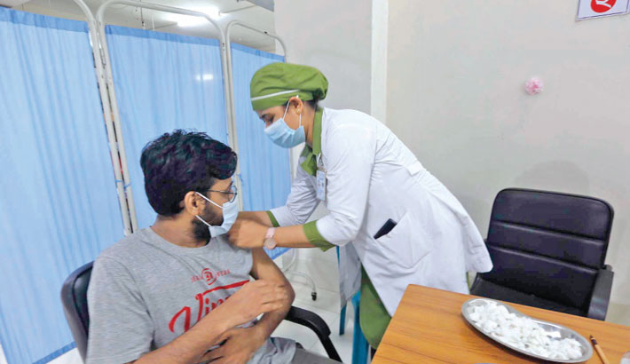 Sinopharm Jabs Roll Out