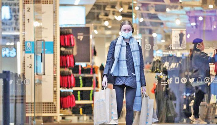 UK retail sales drop