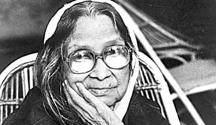 Sufia Kamal— the pioneer of women's movement