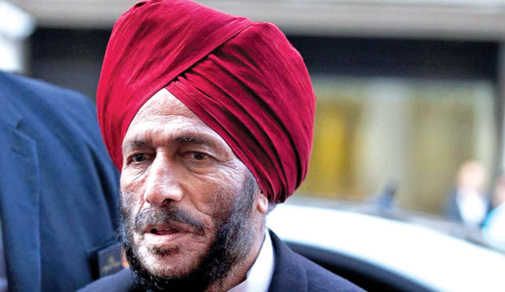 India mourns as 'Flying Sikh' Milkha Singh dies