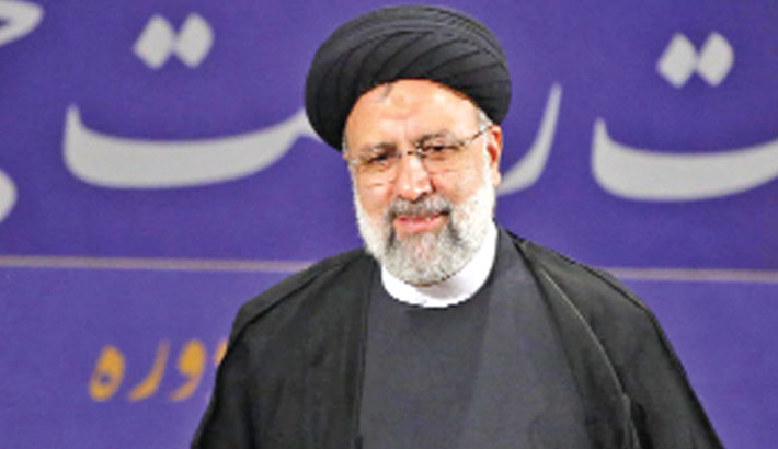 Ebrahim Raisi wins Iranian presidential election