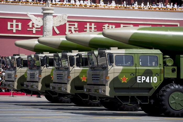 China's Nuclear Arsenal Could Kill Millions of Americans In Minutes