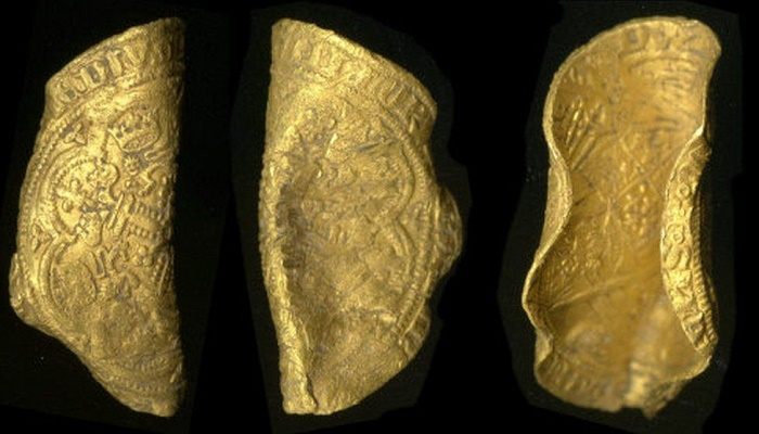 Gold coins lost in Black Death confusion found in Reepham