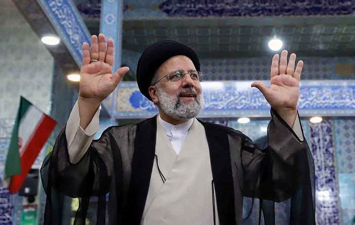 Ultraconservative cleric Raisi wins Iran presidential vote