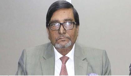 EC Mahbub Talukdar hospitalized