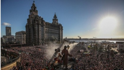 Fears Liverpool may lose World Heritage status