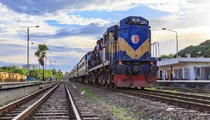 Three special train services launched on Gazipur-Dhaka route