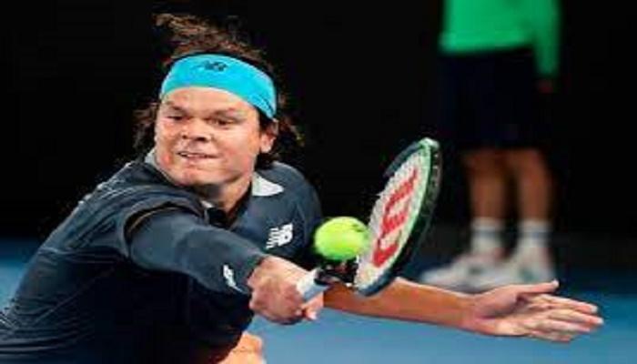 Injured Raonic out of Wimbledon