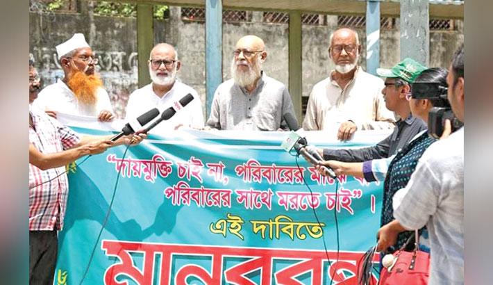 Abul Hayat in Khokon's 'Dai Mukti'