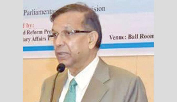 Equitable legal framework needed for sustainable dev: Anisul