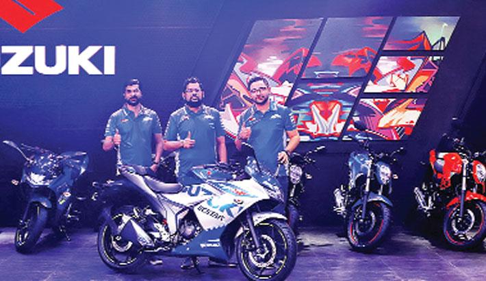 Rancon brings new Suzuki Gixxers
