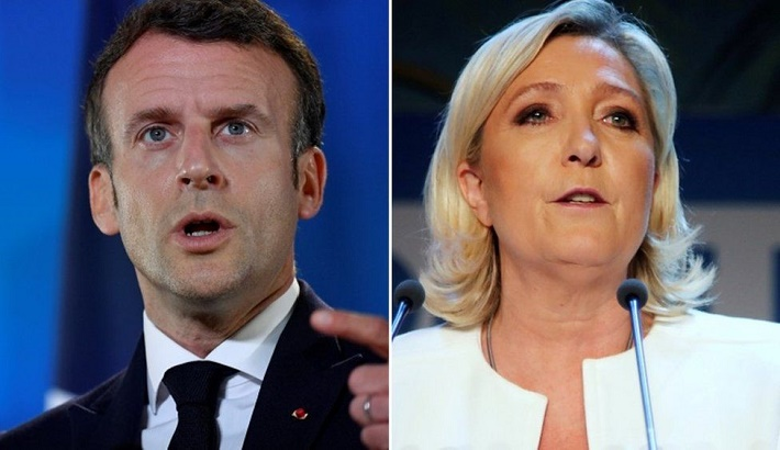 Macron, Le Pen suffer election setback