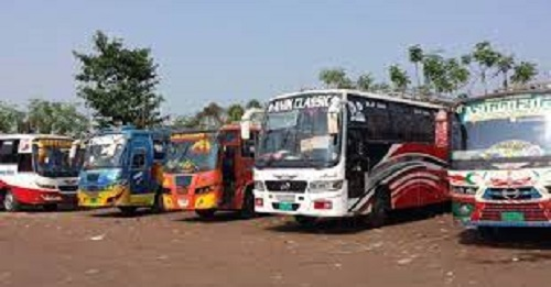 Long route buses from capital suspended from today