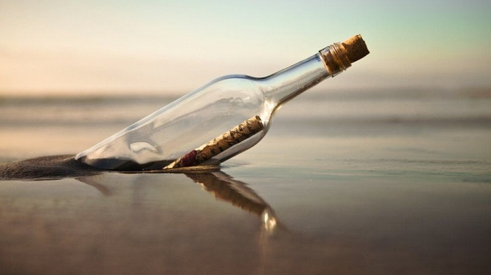 Message in a bottle from 2018 found after Atlantic voyage