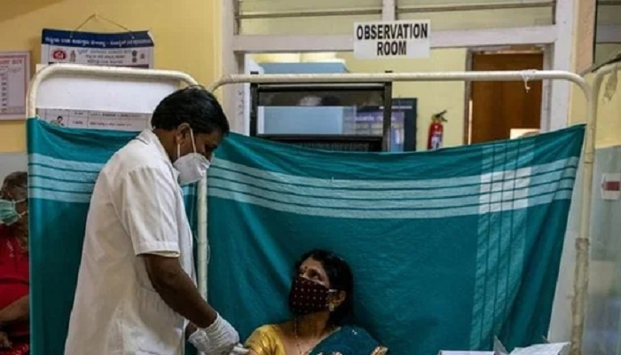India's daily Covid cases further fall to 53,256; new deaths at 1,422