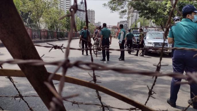 Kushtia enters week of strict lockdown till June 27