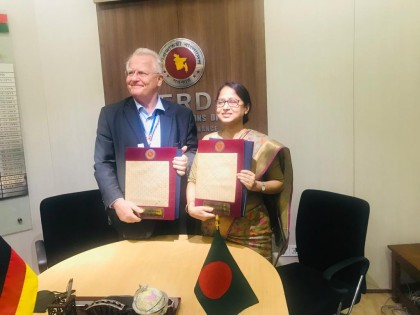 Germany to provide EUR 340 million development assistance to Bangladesh