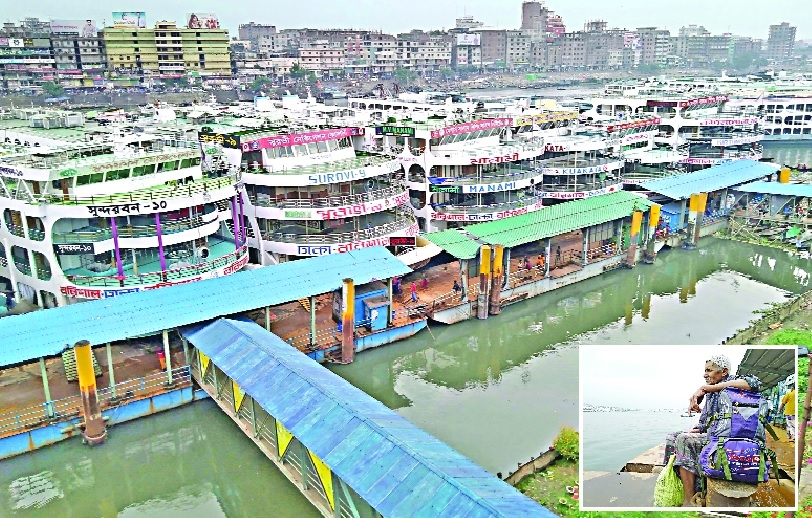 Passenger vessel movement suspended in 7 districts