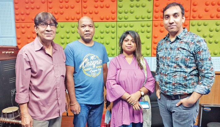 'O Nadi Re' on Bangladesh Betar
