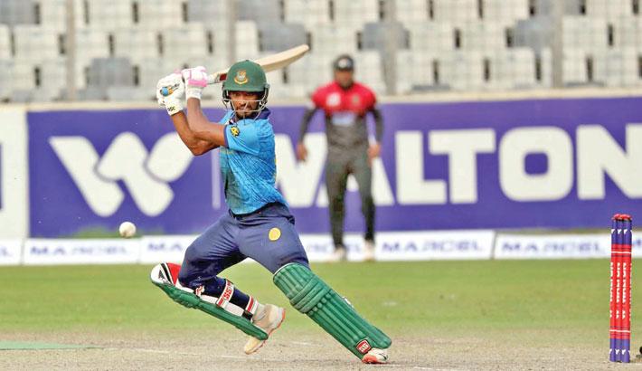 Abahani clinch nail-biting win over Gazi Group