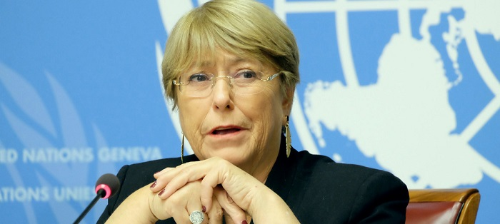 Closely Monitoring 'chilling Impact' of National Security Law on Hong Kong, Says UN Rights Chief