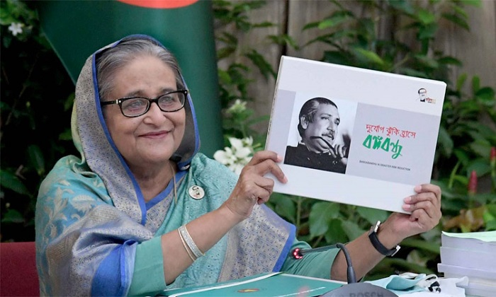 Planned measures helped Bangladesh be top 3 SDG performers: PM