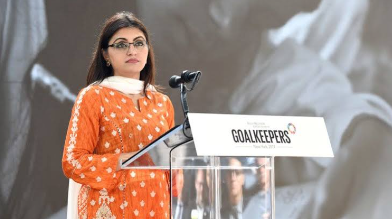 Pakistani activist condemned for receiving human rights award (Opinion)
