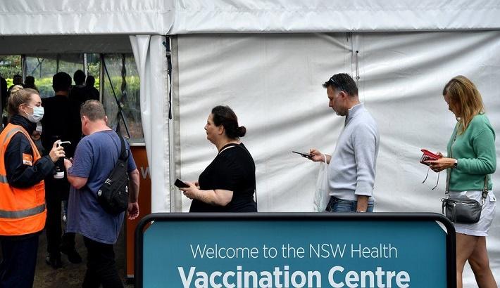 Spike in Australians rejecting AstraZeneca vaccine