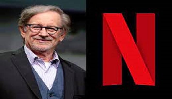 Steven Spielberg's Amblin Partners inks deal with Netflix