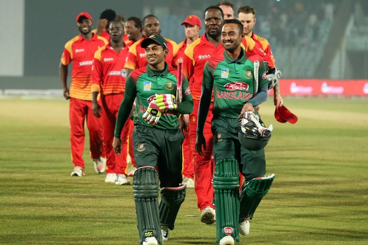 BCB declares team for upcoming Zimbabwe tour