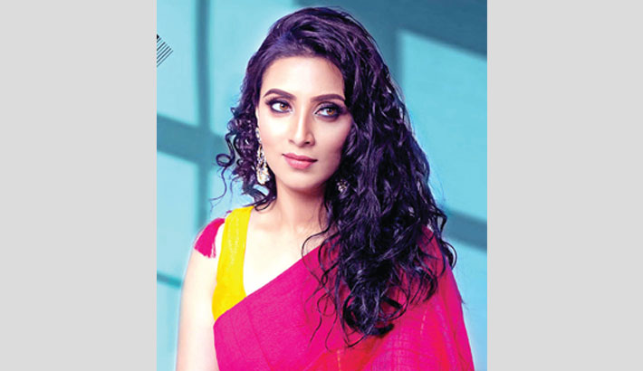 Mim joins Dipankar Dipon's 'Antarjal'
