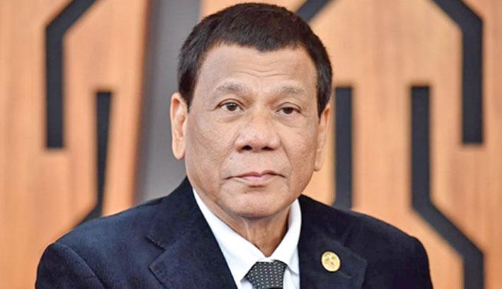 Get vaccinated or face arrest, warns Duterte