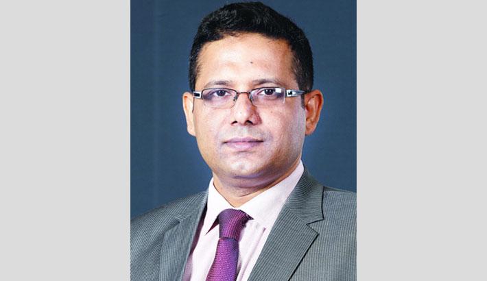 Zabid Iqbal new DMD of City Bank