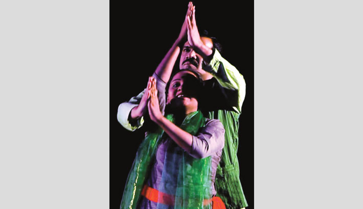 'Hargaj' in int'l theatre festival