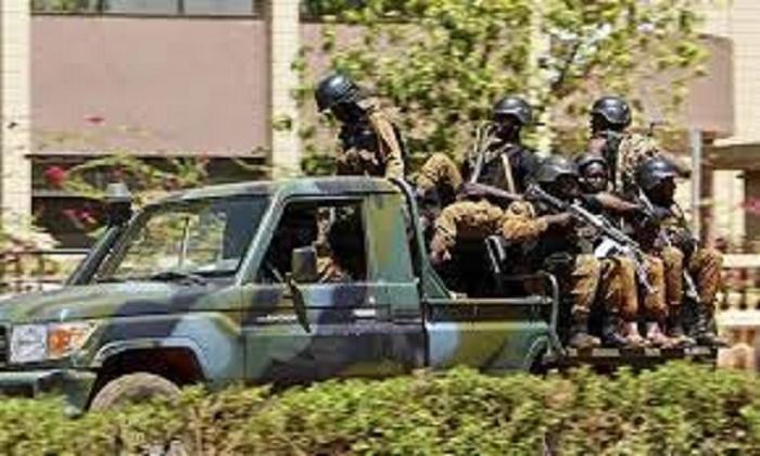 11 police killed in Burkina Faso ambush: minister