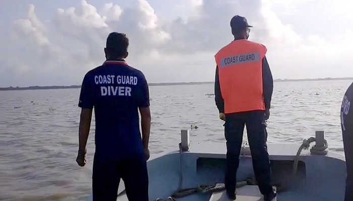Chinese engineer goes missing in Padma river