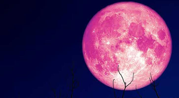 Strawberry Moon to appear in night sky on Thursday