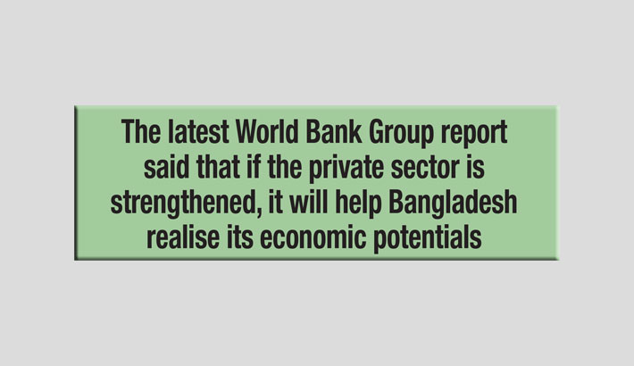 Reforms needed for stronger private sector