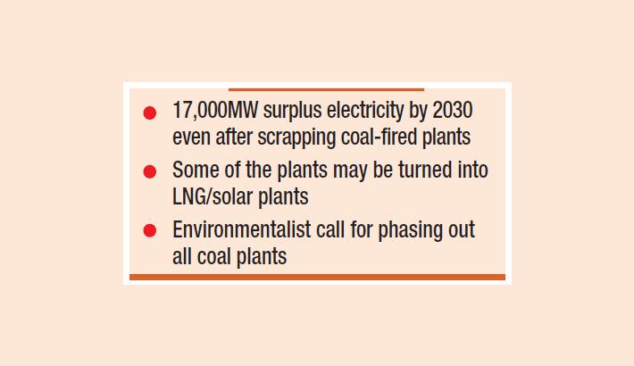 Bangladesh scraps 10 coal power projects